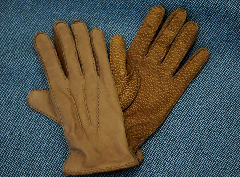 gloves-beige-radczun